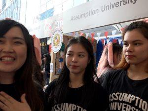 タイ人大学生に聞いた、タイ日本友好インタビュー☆Thailand&Japan Friendship interview